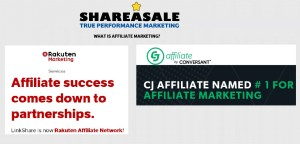 Affiliate Marketing platforms - collage